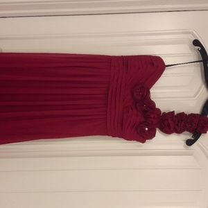 Dresses & Skirts - Long Maroon formal Dress